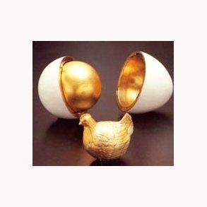Det Første Fabergé Æg