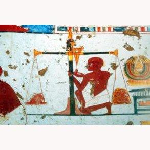 Smykkefremstilling i Ægypten