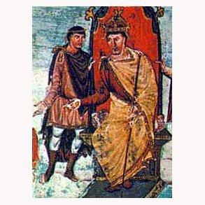 Senantikken 400 - 900 e. Kr. I