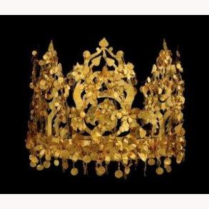 Afghansk Guldskat
