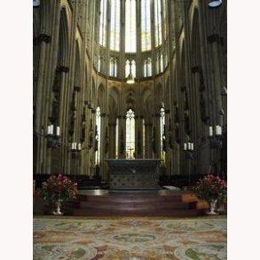 Juvelindfatning og katedralbyggeri