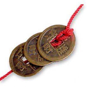 I Ching Mønterne