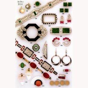 Art Deco smykker