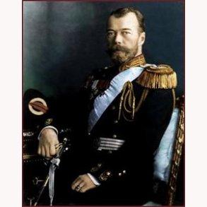 Nicholas II og Carl Fabergé