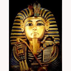 Tutankhamon død af malaria