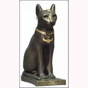Alexandria og kattegudinden