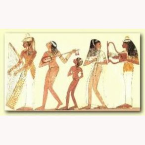 Kvinden i oldtidens Egypten