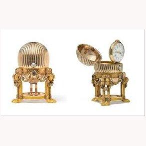 Det forsvundne Fabergéæg