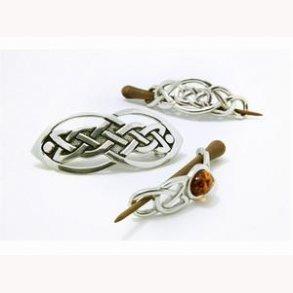 Keltiske Hårspænder