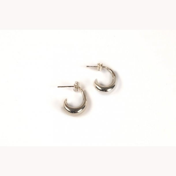 Ægyptiske halvmåne øreringe