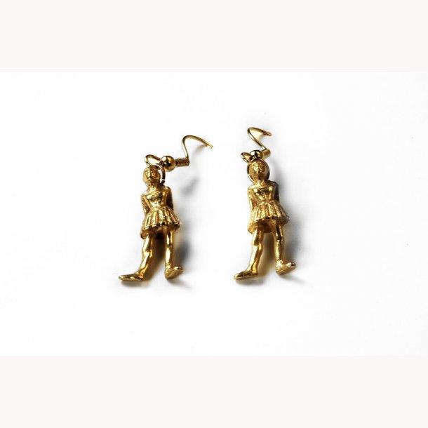 Degas øreringe - Den Lille Danserinde
